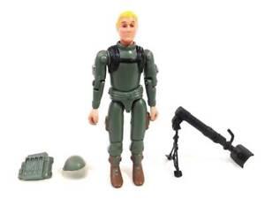 Gi Joe Brazil Soldado Morteiro 1985 Short-Fuze 100% Estrela Comandos em Acao