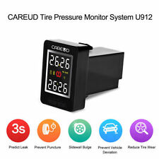 Wireless TPMS Car Tire Pressure Monitoring System 4 External Sensors For Honda