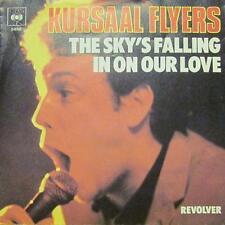 """Kursaal volantes (7"""" Vinilo P/s) el cielo de caer en nuestro amor-EX/EX"""