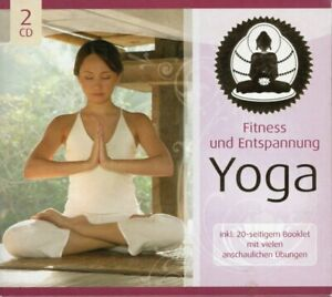 Yoga - Fitness und Entspannung;starke Doppel-CD mit Anwendungen und Yoga-Kängen!