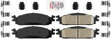 Disc Brake Pad Set Front Autopartsource PTC1376