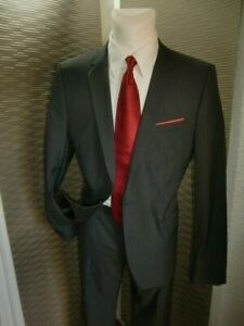 HUGO BOSS Anzug_nur einmal getragen_2-Teiler _Zwei Knopf- Wie Neu_NP 550,00€ !!!