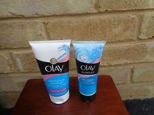 Olay refreshing cleansing gel 150ml + Olay eye makeup remover 100ml