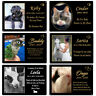 All Pet Photo Memorial Plaque. Dog Cat All Pets. Your Photo & Words UV Resist