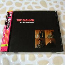 The Fashion - Mix Tape For A Funeral JAPAN CD+1 Bonus Track W/OBI #24-1
