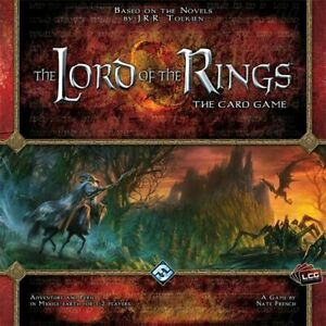 THE LORD OF THE RINGS: THE CARD GAME Core Set ~ NEW & SEALED ~ LOTR LCG ~ MEC01