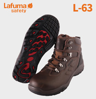 Lafuma Brand New Safety Shoes Boots L-63 Work shoes Steel Toe US 7-11