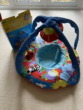 Boxed Galt Playnest / Ring & Gym – Jungle for Mothercare