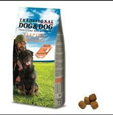 Crocchette per cani Dog&Dog gheda Placido Salmone 20kg