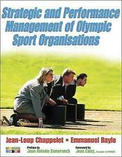 Strategic And Performance Management Of Olympic Sport Organisations-ExLibrary