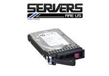 HP 600GB 3.5'' Hard Drive AJ872A 495808-001 AJ872B 15K M6412 fibre channel