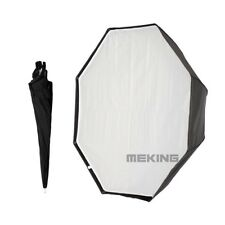 "Selens 120cm 47"" Universal Octagon Umbrella Softbox Reflector Brolly For Flash"