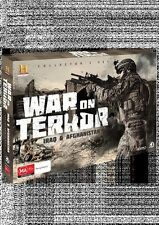 War on Terror: Iraq and Afghanistan Collector's Set NEW R4 DVD