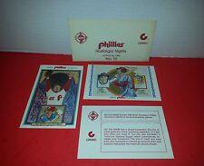 Phillies Nostalgia Nights No. 10 Mike Schmidt Tug McGraw 1983 Postcards/Art