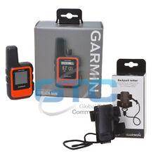 Garmin inReach Mini Satellite Tracker - Orange with Backpack Tether