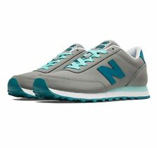 New Balance 501 | Women's Athletic Running Shoes | WL501SLB Grey Teal
