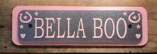 Unique Horse and Pony Stable Door Sign Name Plate Plaque - eBay 5* Rated
