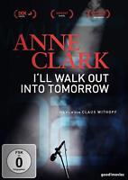 ANNE CLARK-I'LL WALK OUT INTO TOMORROW - DOKUMENTATION   DVD NEUF