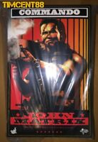 Ready! Hot Toys MMS276 Commando 1/6 John Matrix Arnold Schwarzenegger New