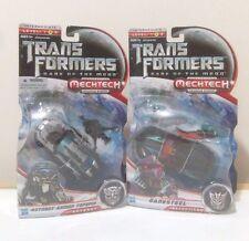 TransFormers Movie MechTech Autobot Armor Topspin Darksteel Lot DOTM G1 MOSC AOE