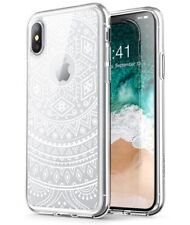 Apple iPhone X Case, i-Blason Clear Halo Series Bumper Cover For iPhone 10 2017