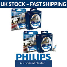 Philips RacingVision Car Headlight Bulbs H4 H7 All Fittings Here Racing Vision