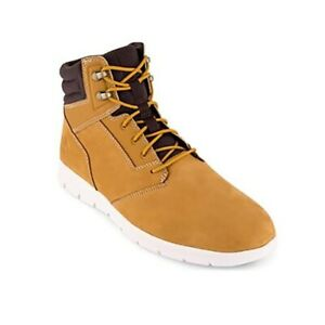 Timberland Men's Graydon Leather Sneaker Boot (U Pick Color)