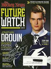Jonathan Drouin Signed The Hockey News Magazine Tampa Bay Lightning Autograph
