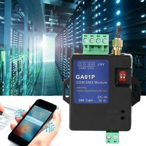 GA01P GSM Mini Smart Remote-Alarm Fernschalter Stromausfall Alarm SMS-Anrufen