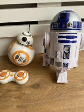 Star Wars R2D2 and BB8 bundle