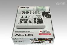 Yamaha AG06 Mischpult - Weiß