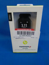 TOMTOM SPARK GPS FITNESS WATCH BLACK SMALL
