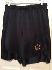Cal Bears Size Large Navy Blue Basketball Shorts