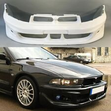 Mitsubishi Galant 97-06 Front Avance Style Bumper Spoiler Add On Valance Kit