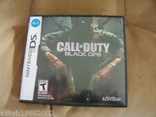 Call of Duty: Black Ops (Nintendo DS, 2010) EUC