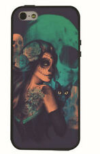 Dark Zombie Victoria iPhone 5 5s Printed Case For iPhone 5 iPhone 5s PC&TPU