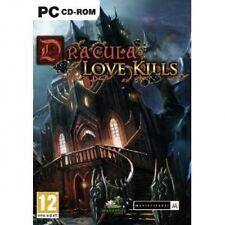 Dracula: Love Kills (Pc Dvd) Nuevo Sellado