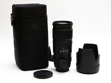 Sigma 70-200mm f/2.8 f2.8 APO HSM EX DG OS G Lens (For Nikon) ** READ NOTES