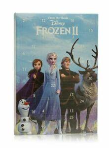 18x Disney Frozen 2 Christmas Jewellery Advent Calendar Joblot Carboot Wholesale