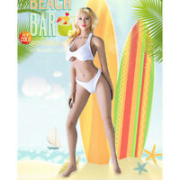 1/6 Girls Bikini Bra Briefs for 12'' Female  Kumik Action Figures