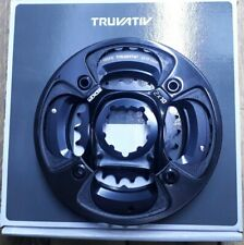 Truvativ 10spd Double Ring with carbon ring guard and Spider