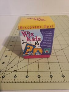 discovery toys Wiz Kidz 4246 Educational Game Good For Travel- pre owned
