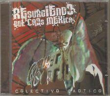 COLECTIVO CAOTICO - Resurgiendo Del Caos Mexica ( Hardcore Punk ) Cd Rock