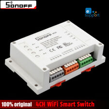 Sonoff 4CH Wifi Smart Switch Universal Remote Intelligent Switch Remote Control