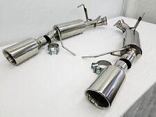 SSS Exhaust 2011-2014 Mustang GT Adrenaline Axle Back Stainless Steel 304 S197