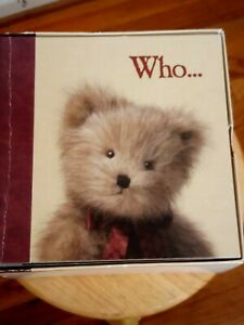 Rare Boyds Retailer Promotional Bizbear Sales Distributor Catalog Box Set