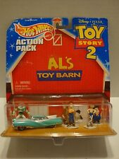 Hot Wheels Toy Story 2 Action Pack Woody Buzz Jessie Cruiser 1:64 Diecast C4-70