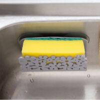 Dish Cloths Rack Suction Sponge Holder Clip Rag Storage Rack