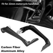 "22mm 7/8"" CNC Aluminum Motorcycle Clutch Brake Lever Protector Handlebars Guard"