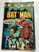 BATMAN #268 Comic Book  BRONZE AGE DC The Sheikh 25 Cents Low grade